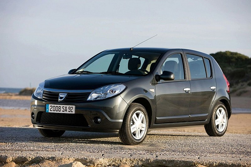 New Dacia Sandero: Video, Photos and Technical Specs