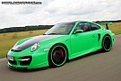 TechArt 997 GT Street Test Drive