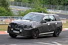 2012 Mercedes ML 63 AMG spied getting tipsy at Nurburgring