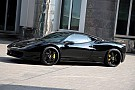Ferrari 458 Black Carbon Edition by Anderson Germany