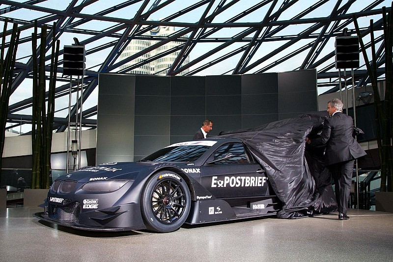 BMW M3 DTM Concept official video introduction [video]
