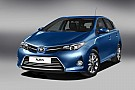 All-new Toyota Auris breaks cover