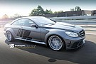 Prior Design prepares widebody kit for the Mercedes-Benz CL