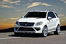 Hofele Design intros tuning for Mercedes ML-Class