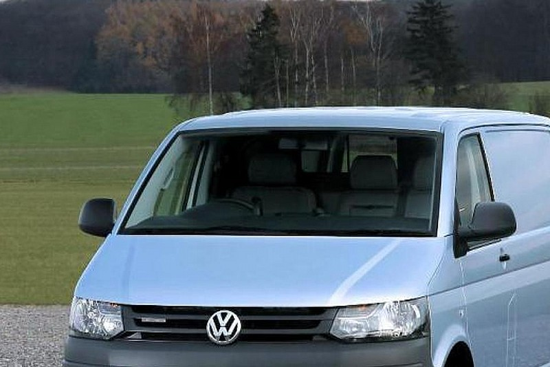 2013 Volkswagen Transporter BlueMotion introduced