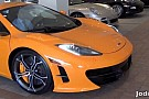 Rare McLaren MP4-12C High Sport poses for the camera [video]