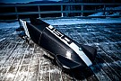 BMW shows off their two-man bobsled prototype for Team USA