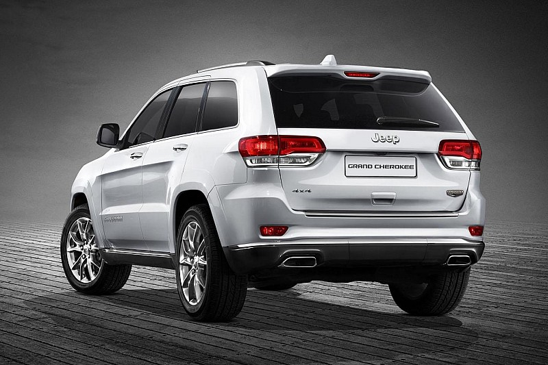 2014 Jeep Grand Cherokee headed to Geneva