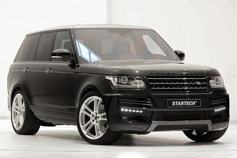 2013 Range Rover by Startech debuts at Geneva Motor Show [video]