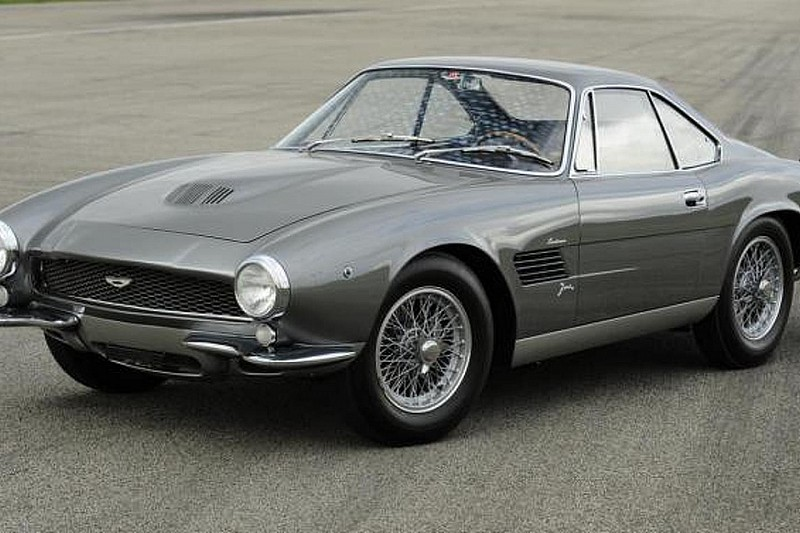 1960 Aston Martin DB4 GT Bertone Jet sold for 4.9M USD