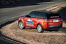 Range Rover Sport pace car unveiled for Pikes Peak [video]