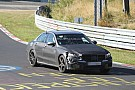 2014 Mercedes-Benz C63 AMG spied testing at Nurburgring