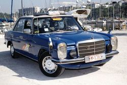 Mercedes Benz 240 D with 4.6 million kilometers