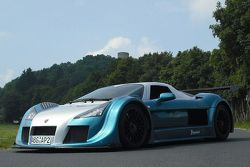 Gumpert Apollo Speed sets Nurburgring lap record