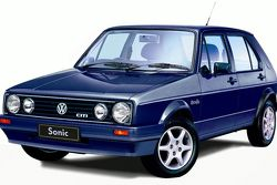 VW Citi Golf Sonic
