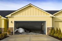 Tune your home with garage door murals [NSFW]