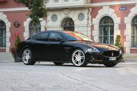 Maserati Quattroporte S and Sport GT S by Novitec Tridente tuned up to 590 HP