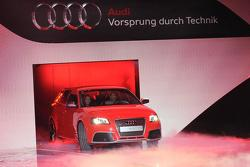 Audi RS3 live in Geneva - 01.03.2011