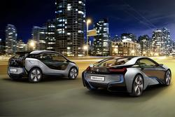 BMW i8 and i3 concepts 29.07.2011