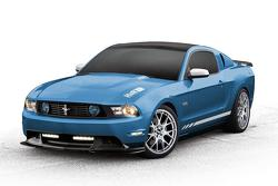 2012 Ford Mustang by H&R Springs for SEMA - 31.10.2011