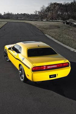 2012 Dodge Challenger SRT8 392 Yellow Jacket 10.11.2011