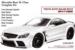 Veilside Black Fortune for Mercedes-Benz SL-Class, 785, 13.01.2012