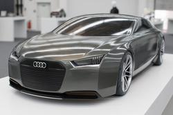 Audi GTron concept by student Iman Baradaran Sedati from he University of Art and Design Offenbach 26.11.2012