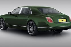 Bentley Mulsanne Le Mans Edition 09.5.2013