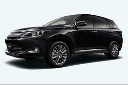 2014 Toyota Harrier (JDM) 25.7.2013