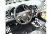 New Hyundai Avante / Elantra caught undisguised