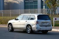 2016 Mercedes GLS Spy photo