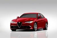 Alfa Romeo Giulia Quadrifoglio screenshot from US configurator