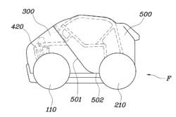 Hyundai Patents A Folding City Car likewise Exosus additionally  on opel kadett car show