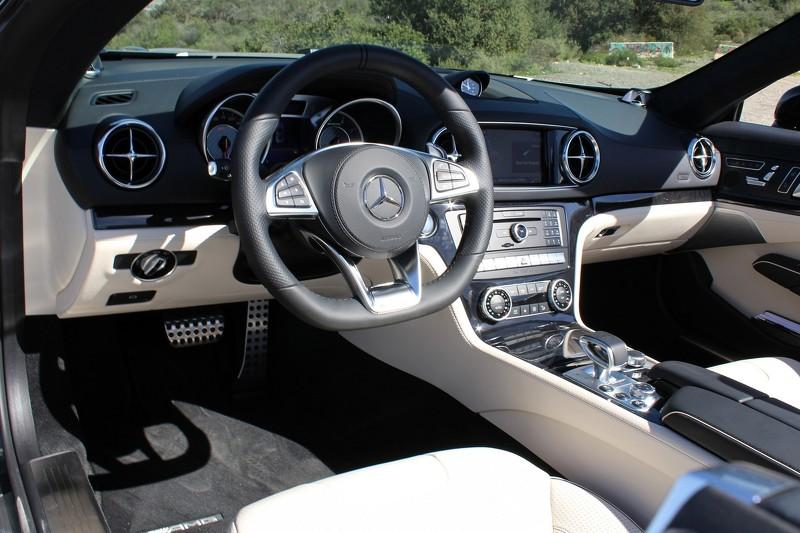 2017 Mercedes Amg Sl63